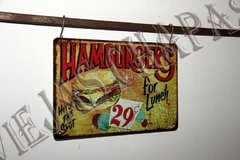 CR-090 hamburges for lunch - comprar online