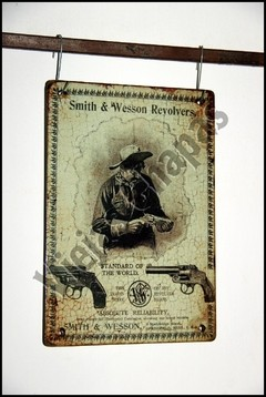DR-055 smith and wesson dos armas - comprar online
