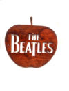 CARTEL THE BEATLES APPLE