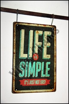 FR-084 LIFE IS SIMPLE - comprar online