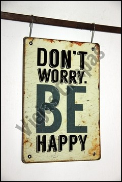 FR-088 DONT WORRY BE HAPPY - comprar online