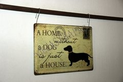 FR-108 a home a dog a house - comprar online