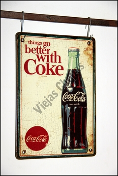 GR-039 COCA COLA THINGS GO BETTER - comprar online