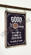 GR-073 Good morning cafe - comprar online