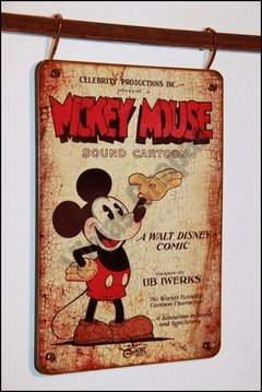 HR-003 Mickey Mouse