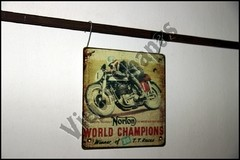 MC-004 NORTON WORLDCHAMPION - comprar online