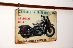 MR-004 Harley militar