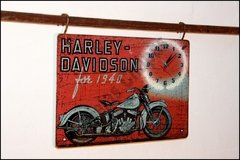 MR-020 Harley Davidson 1940