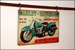 MR-021 Harley verde
