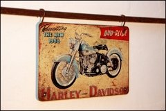 MR-024 Harley Davidson 1958