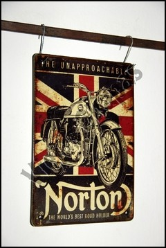 MR-072 norton bandera inglesa en internet