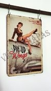 MR-113 PIN UP WINGS - comprar online