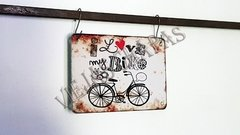 MR-114 I LOVE BICI - comprar online