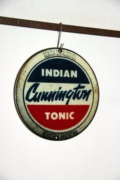 GO-010 cunnington indian tonic - comprar online