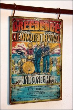 RR-032 Creedence Clearwater Revival In Concert