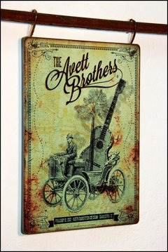 RR-041 The Avett Brothers