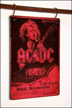 RR-051 ACDC Civic Arena