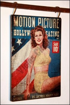 XR-039 Rita Hayworth