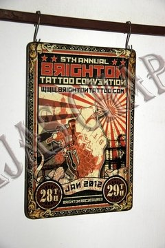 XR-109 TATTOO BRIGHTON - comprar online