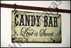 ZA-032 candy bar blanco - comprar online