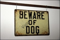 ZR-047 beware of dog en internet