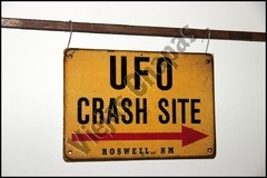 ZR-049 UFO crash site