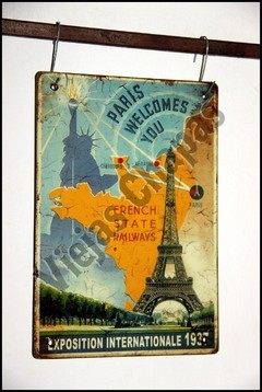 ZR-055 Paris Welcome - comprar online