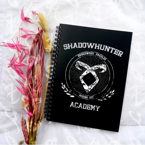 Cuaderno Shadowhunters