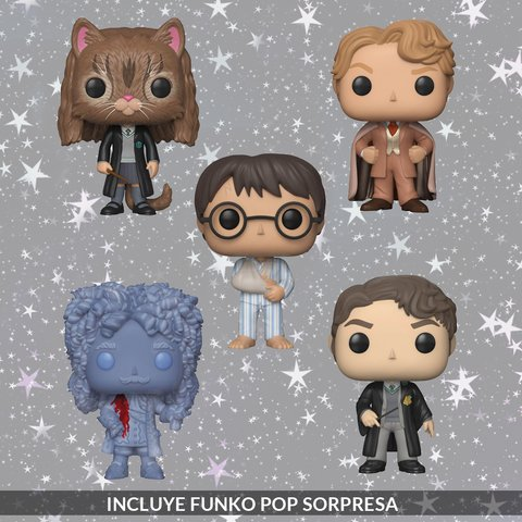 Kit Deluxe Holidays: Harry Potter - comprar online
