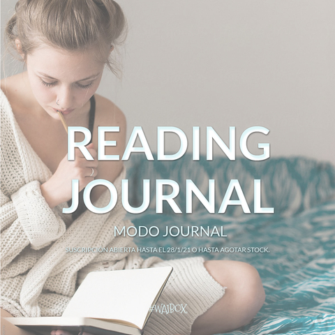 Reading Journal - Modo Solo Journal