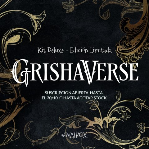 Kit Deluxe Grishaverse