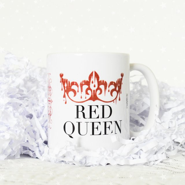 Taza Red Queen