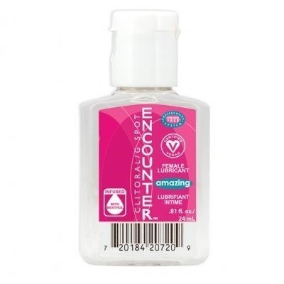 Encounter Amazing  Lubricant Clitoral 24 Ml - Lubricante multiorgasmico base agua - Cumbres