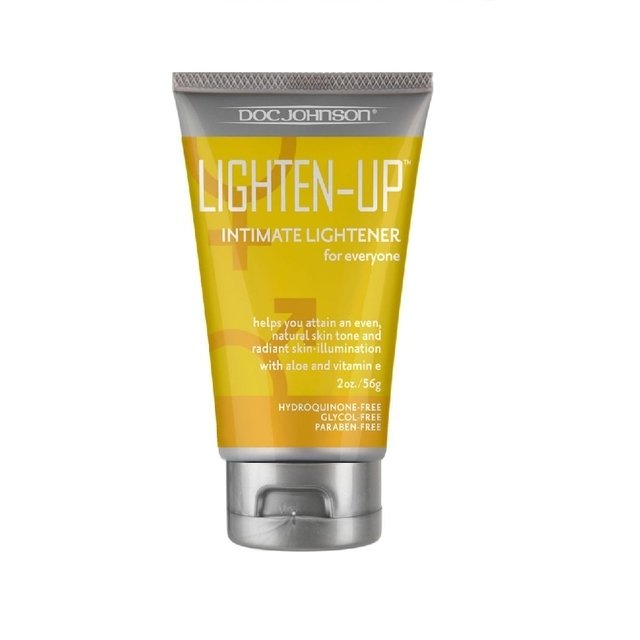 Lighten UP intimate lightener  2 oz - Aclarador intimo de piel
