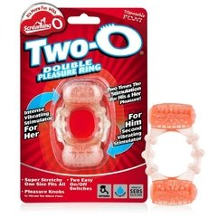 Anillo vibrador - Screaming O Two O double Pleasure ring
