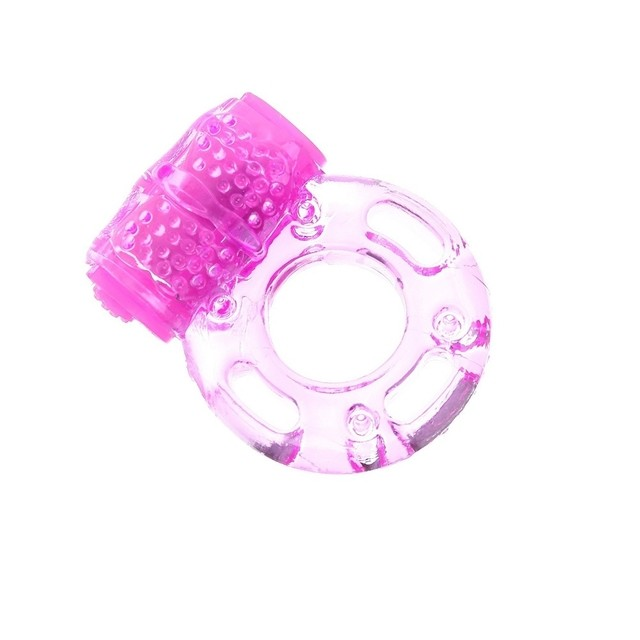 Sex Vibrating Ring Pink - Anillo para Pene - Cumbres