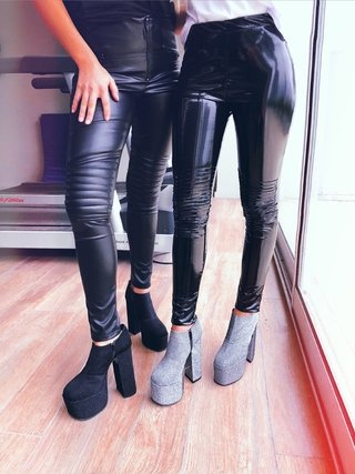 LEATHER PANT - comprar online