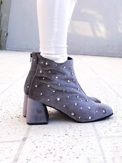 CRYSTAL BOOT GREY