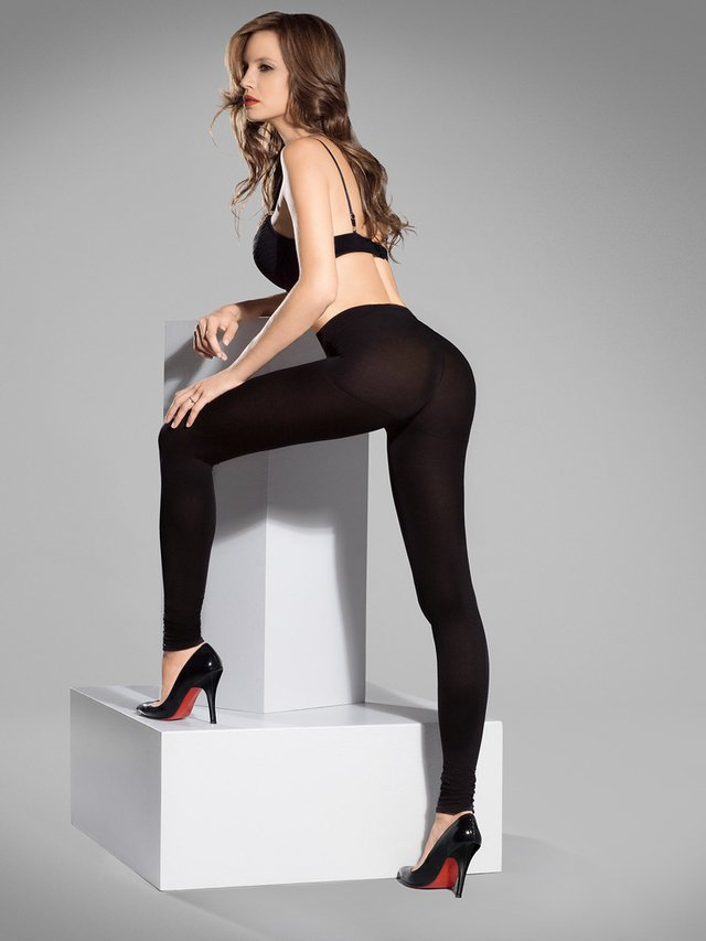 Medias / Legging Modelante Efecto Up / Art. 309