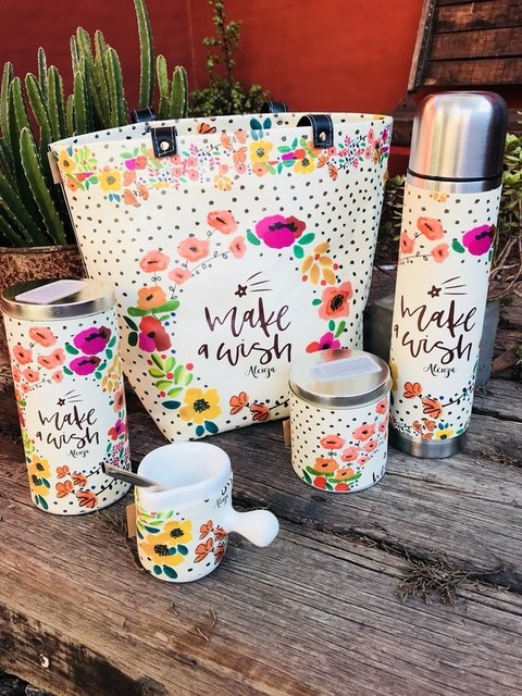 Set de mate wish