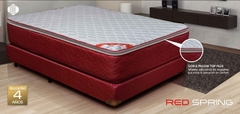 COLCHON RED SPRING CON PILLOW GANI