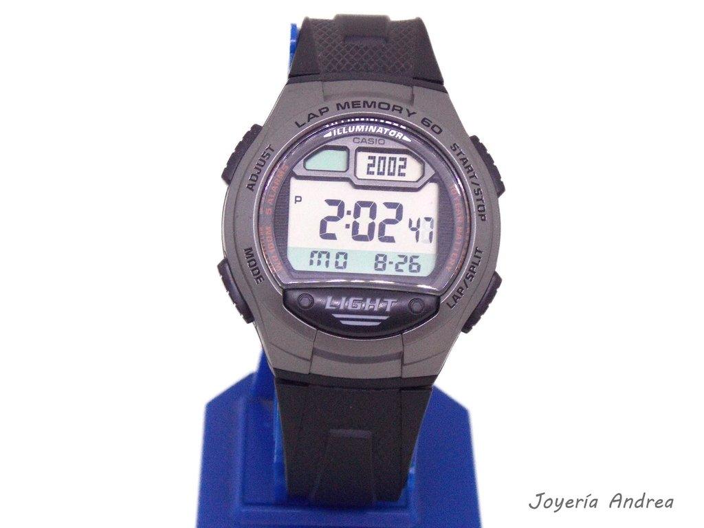 76b62bb6b1a1 Reloj Casio Hombre Digital 60 Laps - Joyeria Andrea