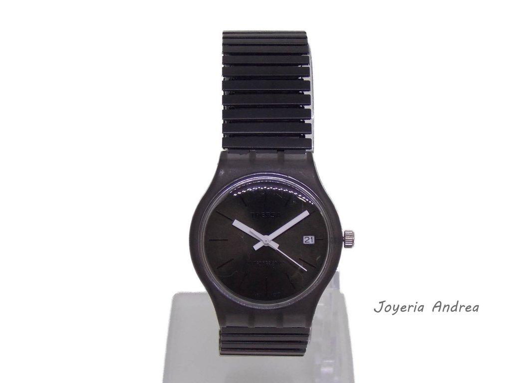 4b0ac0cbbbd2 Reloj Tressa Mujer con Malla Extensible