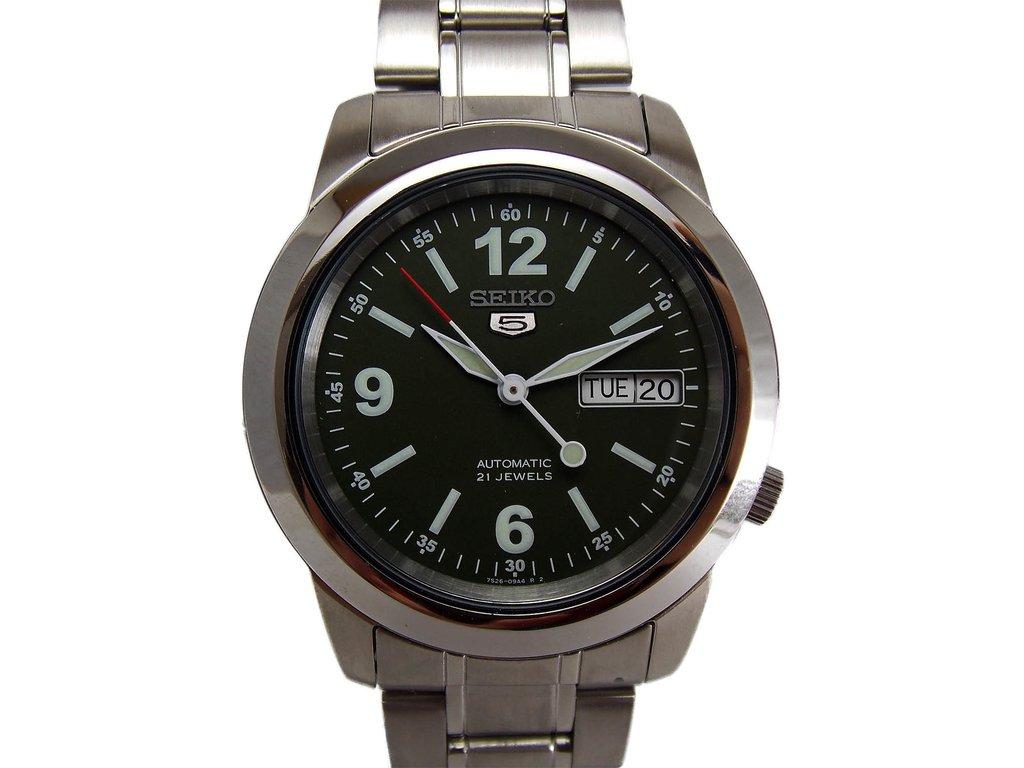 1862501ee435 Reloj Automático Seiko Tapa Transparente