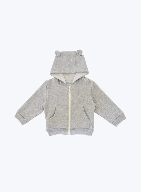 Campera Grey Orejitas