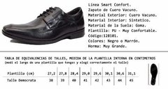 Zapato Dual Soft Dress 128101 - democrata