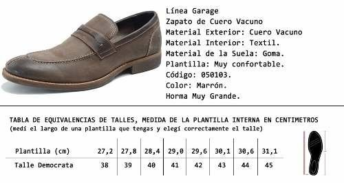Imagen de Zapato Democrata Mocasin Vincha Black Out