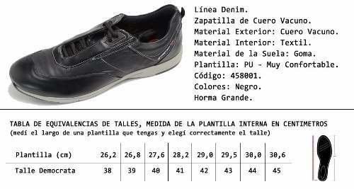 Imagen de Zapatilla Democrata Stretch Light - Super Liviana!