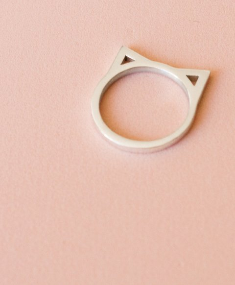 Cat ears Ring - buy online