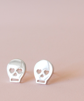 Skull Earrings - buy online